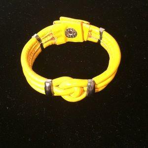 Mustard Yellow Bracelet